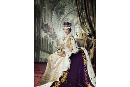 EuroGraphics 6000-0919 - Queen Elizabeth II - 1000 db-os puzzle