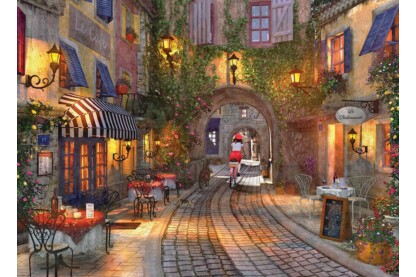 EuroGraphics 6000-0961 - The French Walkway, Dominic Davison - 1000 db-os puzzle