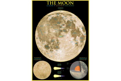EuroGraphics 6000-1007 - The Moon - 1000 db-os puzzle