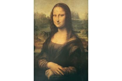 EuroGraphics 6000-1203 - Mona Lisa, Da Vinci - 1000 db-os puzzle