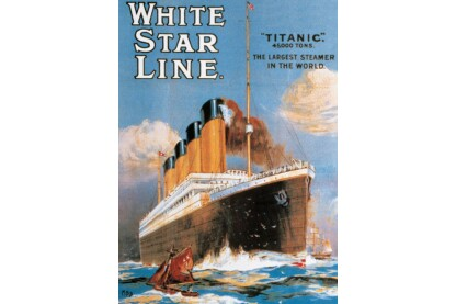 EuroGraphics 6000-1333 - Titanic - 1000 db-os puzzle