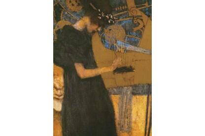 EuroGraphics 6000-1991 - The Music - Gustav Klimt - 1000 db-os puzzle