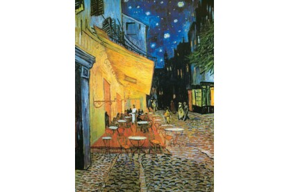 EuroGraphics 6000-2143 - Cafe Terrace at Night, Van Gogh - 1000 db-os puzzle
