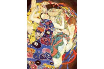 EuroGraphics 6000-3693 - The Virgin, Klimt - Fine Art Collection - 1000 db-os puzzle