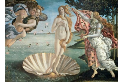 EuroGraphics 6000-5001 - Birth of Venus, Botticelli - 1000 db-os puzzle