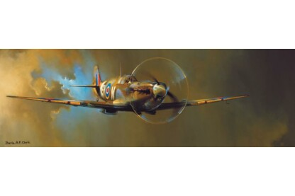 EuroGraphics 6010-0952 - Panoráma puzzle - Spitfire  - 1000 db-os puzzle