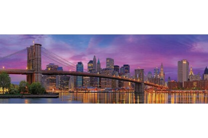 EuroGraphics 6010-5301 - Panoráma puzzle - AirPano - New York City, USA - 1000 db-os puzzle