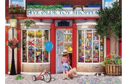 EuroGraphics 6000-5406 - Ye Olde Toy Shoppe, Paul Normand - 1000 db-os puzzle