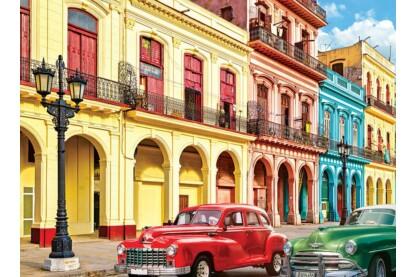 EuroGraphics 6000-5516 - La Havana, Cuba - 1000 db-os puzzle