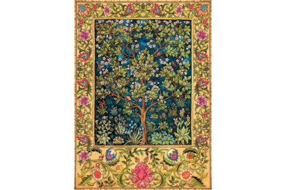 EuroGraphics 6000-5609 - Tree of Life Tapestry by William Morris - Fine Art Collection - 1000 db-os puzzle