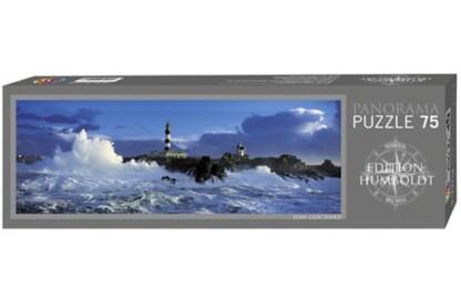 Heye 29528 - Panoráma puzzle - Világítótorony, Edition Humboldt - 75 db-os puzzle
