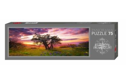 Heye 29532 - Panoráma puzzle - Tölgyfa, Edition Humboldt - 75 db-os puzzle