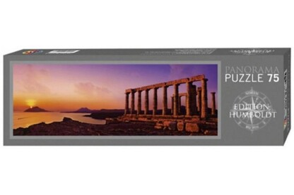 Heye 29533 - Panoráma puzzle - Poszeidón-templom, Edition Humboldt - 75 db-os puzzle