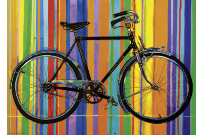 Heye 29541 - Bike Art - Freedom deluxe - 1000 db-os puzzle