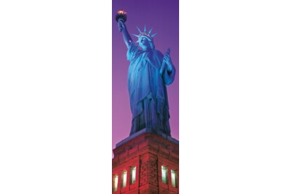 Heye 29605 - Vertical puzzle - Statue of Liberty - 1000 db-os puzzle