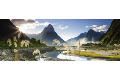 Heye 29606 - Panoráma puzzle - Milford, Edition Humboldt - 1000 db-os puzzle