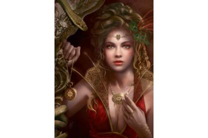 Heye 29614 - Gold Yewellery, Ortega - 1000 db-os puzzle