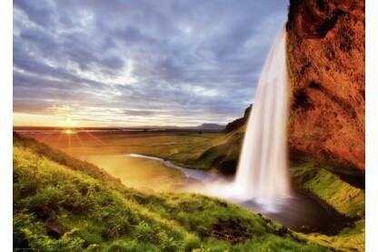 Heye 29769 - Seljalandsfoss Waterfall, Humboldt  - 1000 db-os puzzle