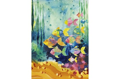 Heye 29779 - Shoal of Fish - 1000 db-os puzzle
