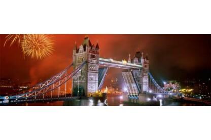 Heye 29806 - Panoráma puzzle - Tower Bridge - 1000 db-os puzzle