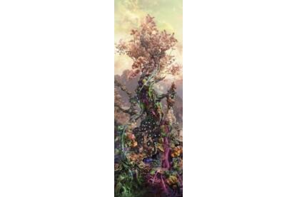 Heye 29828 - Vertical puzzle - Phosphorus Tree, Andy Thomas - 1000 db-os puzzle