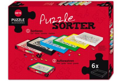 Heye 80590 - puzzle rendszerező