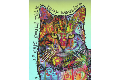 Heye 29893 - If cats could talk - 1000 db-os puzzle