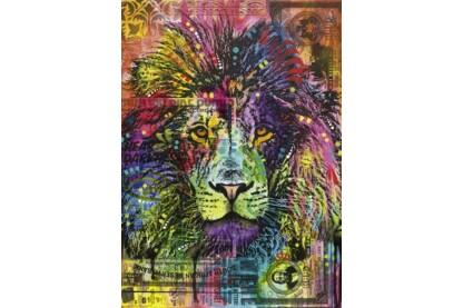 Heye 29894 - Lion's Heart, Jolly Pets - 2000 db-os puzzle