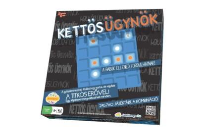 University Games 1377 - Kettős ügynök (Turncoat) társasjáték