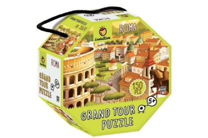 Ludattica 71258 - Grand Tour Puzzle - Róma  - 150 db-os puzzle