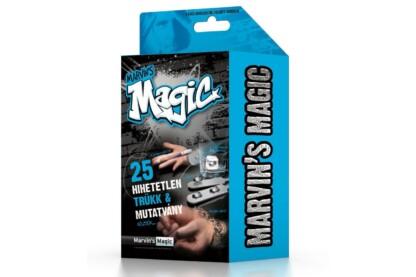 Marvin's Magic Szemfényvesztő mágikus készlet - Elképesztő trükkök és mutatványok (MMB5704)
