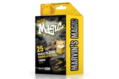 Marvin's Magic Szemfényvesztő mágikus készlet - Varázslatos mentalista trükkök (MMB5705)