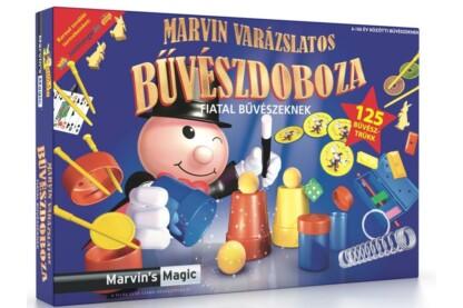Marvin's Magic Varázsdoboz 125 trükkel (MME001)