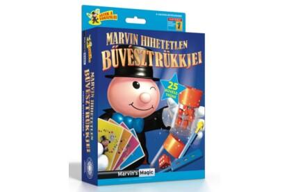 Marvin's Magic Varázslatos bűvész szett 1. (MME004-1)