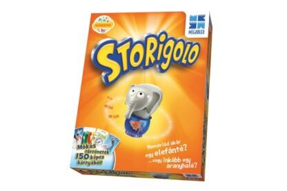 Megableu 678025 - Storigolo társasjáték