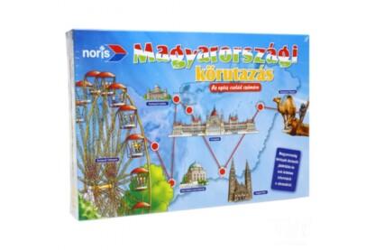 Noris 7771554 - Magyarországi körutazás - Az egész család számára