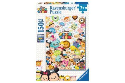 Ravensburger 10026 - Disney - Tsum Tsum - 150 db-os XXL puzzle