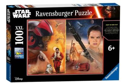 Ravensburger 10587 - Star Wars - Az ébredő erő - 100 db-os XXL puzzle