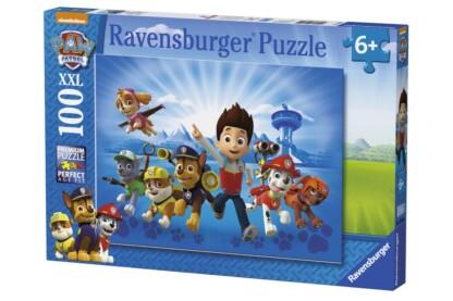 Ravensburger 10899 - Mancs őrjárat - 100 db-os XXL puzzle