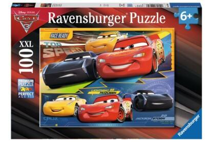 Ravensburger 10961 - Verdák 3 - 100 db-os XXL puzzle