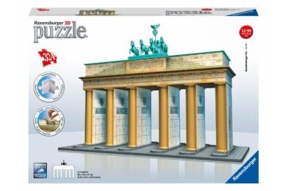 Ravensburger 12551 - Brandenburgi kapu  - 324 db-os 3D puzzle