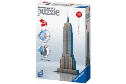 Ravensburger 12553 - Empire State Building - 216 db-os 3D puzzle