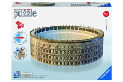 Ravensburger 12578 - Kolosszeum, Róma - 216 db-os 3D puzzle
