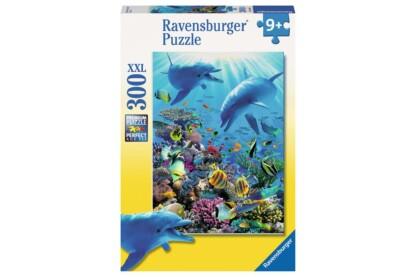 Ravensburger 13022 - Víz alatti kaland - 300 db-os XXL puzzle
