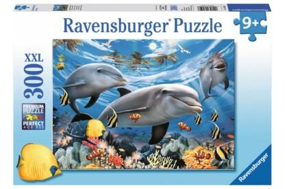 Ravensburger 13052 - Karibi mosoly - 300 db-os XXL puzzle