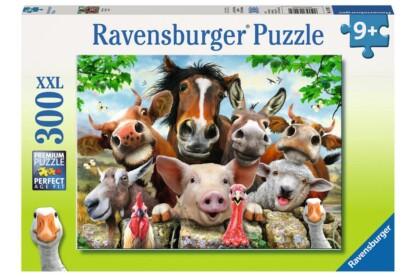 Ravensburger 13207 - Mondd, csíííz! - 300 db-os XXL puzzle