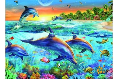Ravensburger 14210 - Delfin öböl - 500 db-os puzzle