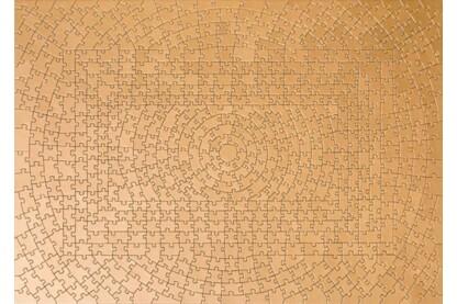 Ravensburger 15152 - KRYPT arany - 631 db-os puzzle