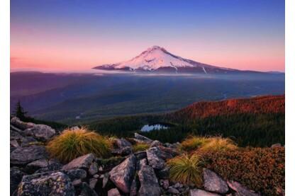 Ravensburger 15157 - Stratovulkan Mount Hood, USA - 1000 db-os puzzle