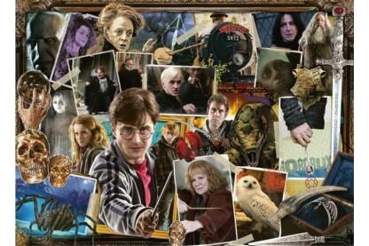 Ravensburger 15170 - Harry Potter kollázs - 1000 db-os puzzle